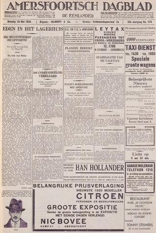 Amersfoortsch Dagblad / De Eemlander 1935-05-28