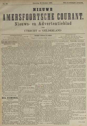 Nieuwe Amersfoortsche Courant 1894-10-20