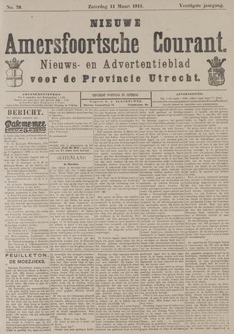 Nieuwe Amersfoortsche Courant 1911-03-11
