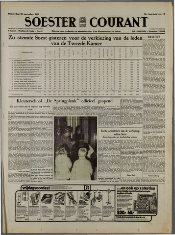 Soester Courant 1972-11-30