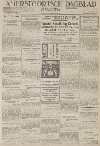 Amersfoortsch Dagblad / De Eemlander 1928-01-27
