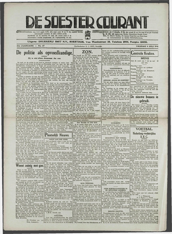 Soester Courant 1941-07-04