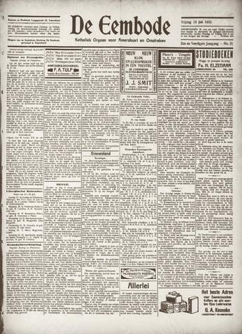 De Eembode 1932-07-15