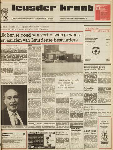 Leusder Krant 1986-04-04