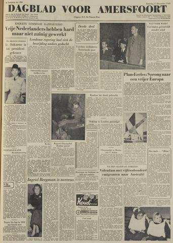 Dagblad voor Amersfoort 1949-12-17