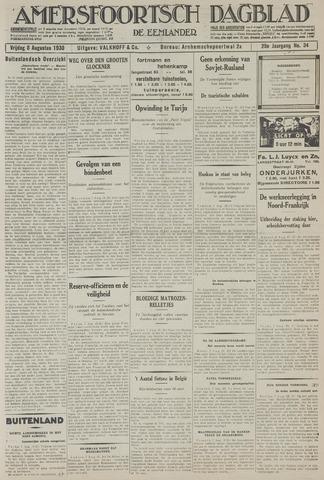 Amersfoortsch Dagblad / De Eemlander 1930-08-08
