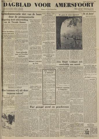 Dagblad voor Amersfoort 1949-04-02