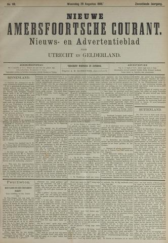 Nieuwe Amersfoortsche Courant 1888-08-29