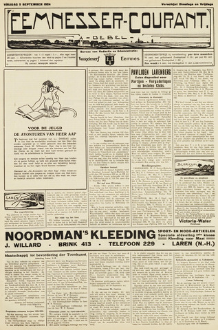 Eemnesser Courant 1924-09-05