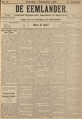 De Eemlander 1906-09-01