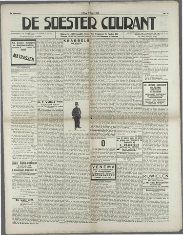 Soester Courant 1929-03-08