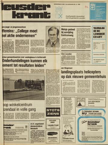 Leusder Krant 1980-06-05