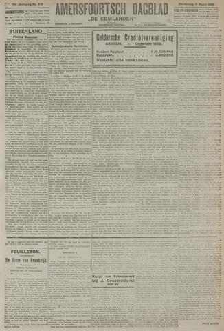 Amersfoortsch Dagblad / De Eemlander 1920-03-11