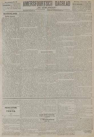 Amersfoortsch Dagblad / De Eemlander 1919-11-03