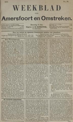 Weekblad voor Amersfoort en Omstreken 1872-07-06