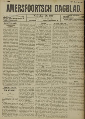 Amersfoortsch Dagblad 1904-05-04