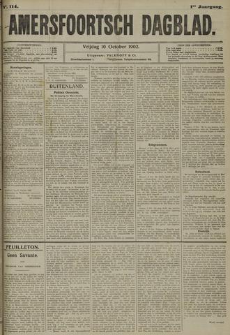 Amersfoortsch Dagblad 1902-10-10