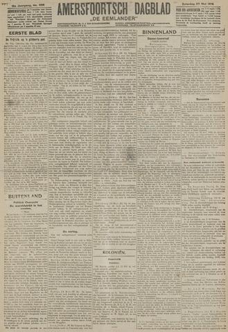 Amersfoortsch Dagblad / De Eemlander 1918-05-25
