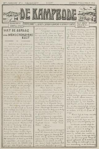 De Kampbode 1916-12-17