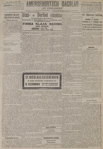 Amersfoortsch Dagblad / De Eemlander 1919-11-22