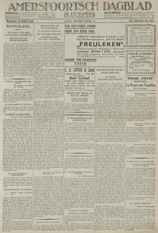 Amersfoortsch Dagblad / De Eemlander 1928-03-21
