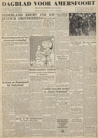Dagblad voor Amersfoort 1946-11-06