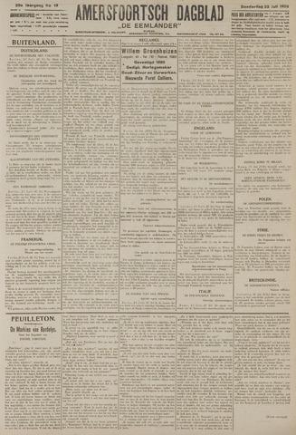 Amersfoortsch Dagblad / De Eemlander 1926-07-22