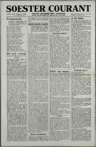 Soester Courant 1949-03-22