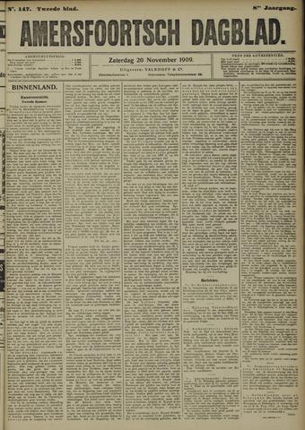 Amersfoortsch Dagblad 1909-11-20