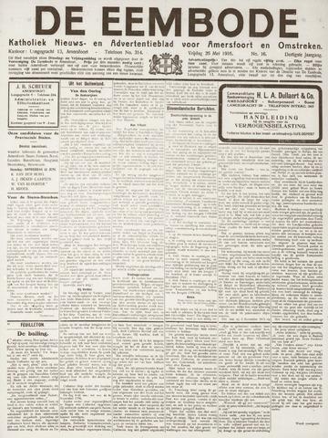 De Eembode 1916-05-26