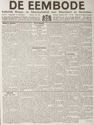 De Eembode 1916-01-18
