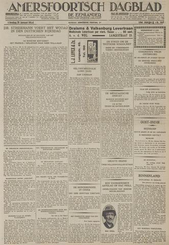 Amersfoortsch Dagblad / De Eemlander 1928-01-31