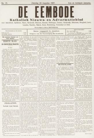 De Eembode 1907-08-24