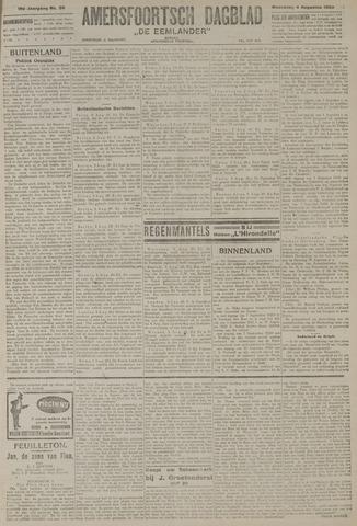 Amersfoortsch Dagblad / De Eemlander 1920-08-04
