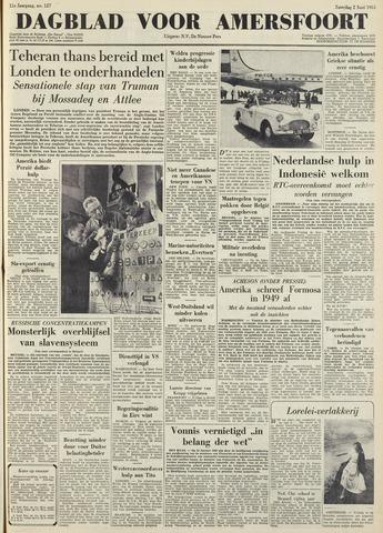Dagblad voor Amersfoort 1951-06-02