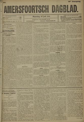 Amersfoortsch Dagblad 1911-07-24