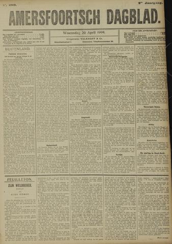 Amersfoortsch Dagblad 1904-04-20