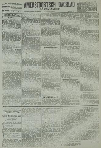 Amersfoortsch Dagblad / De Eemlander 1921-08-04