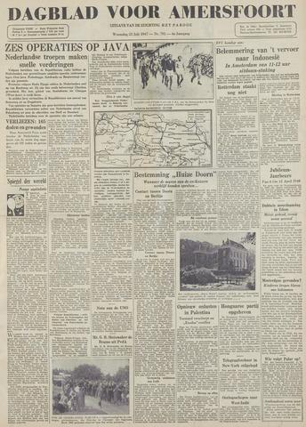Dagblad voor Amersfoort 1947-07-23