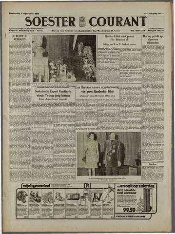 Soester Courant 1972-09-07