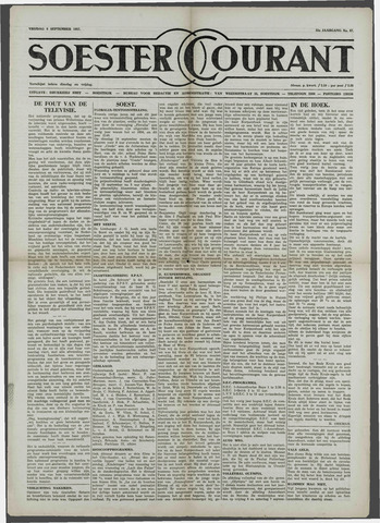 Soester Courant 1957-09-06