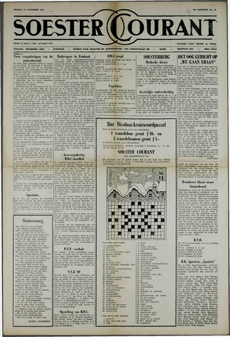 Soester Courant 1964-11-27
