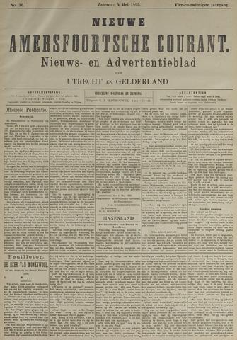 Nieuwe Amersfoortsche Courant 1895-05-04
