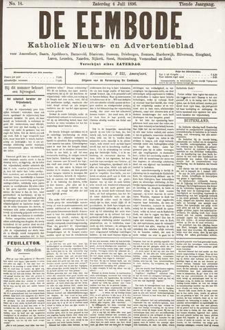 De Eembode 1896-07-04