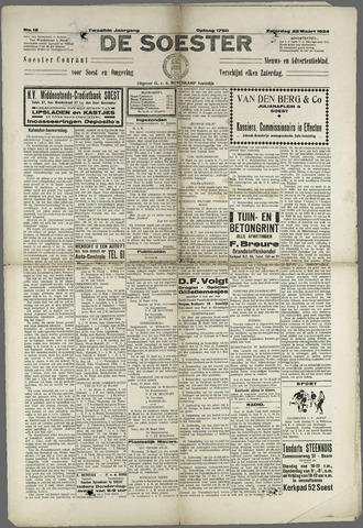 Soester Courant 1924-03-22