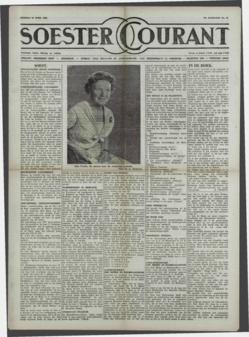 Soester Courant 1958-04-29