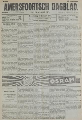Amersfoortsch Dagblad / De Eemlander 1917-01-18
