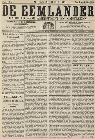 De Eemlander 1910-05-11