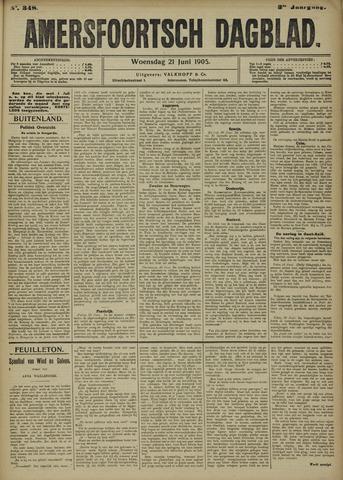 Amersfoortsch Dagblad 1905-06-21