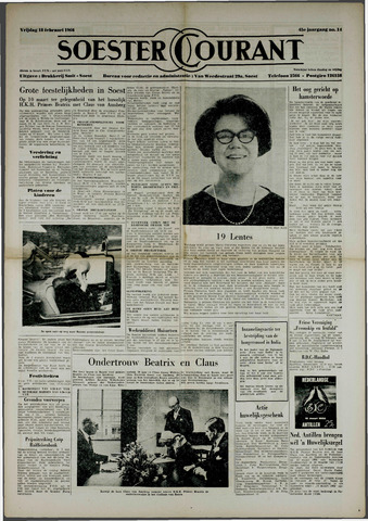 Soester Courant 1966-02-18